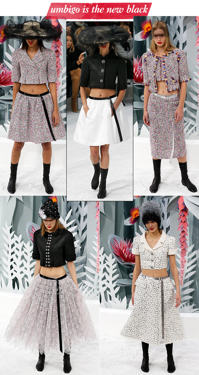 chanel couture ss 2015 desfile blog de moda oh my closet alta costura paris primavera 2015 fashion