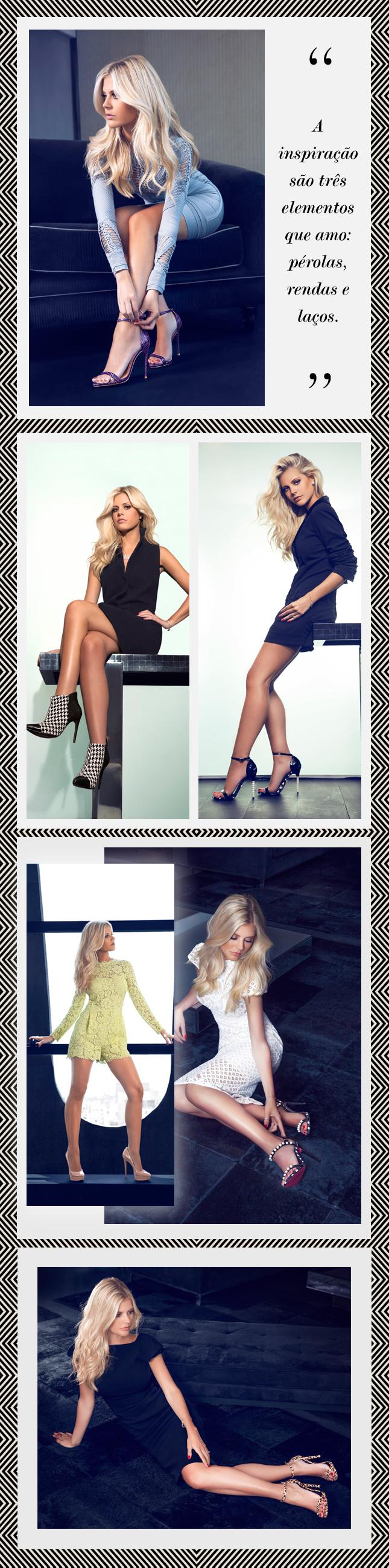 Sapatos Uza: a coleção especial by Lalá Rudge.