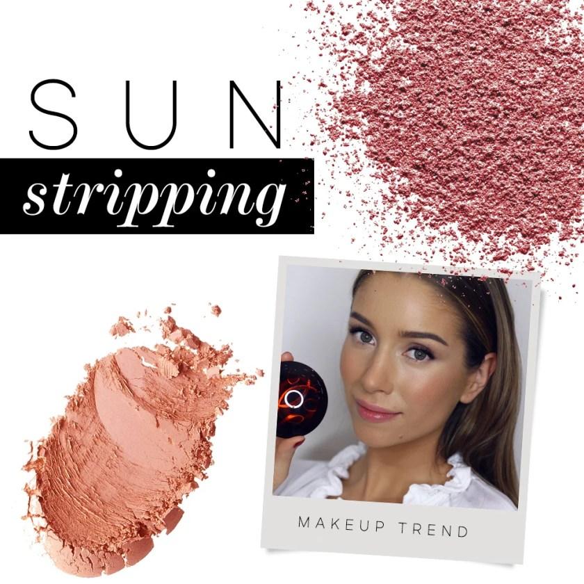 Sun Stripping é a nova tendência de make para 2016 e a influencer Mônica Araujo fala mais sobre ele no Oh My Closet!