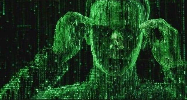 Resultado de imagen de universo simulación informática matrix