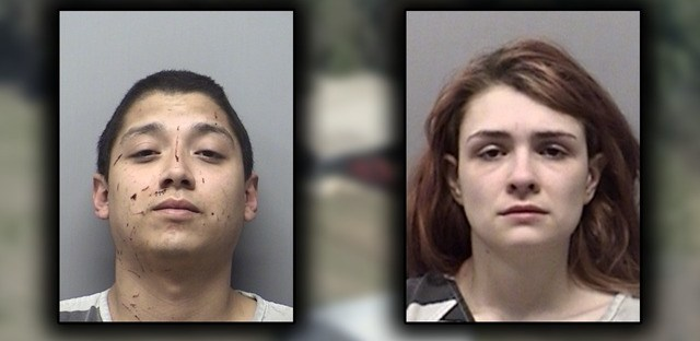 Bond set for Wise County couple keeping kids in dog cage