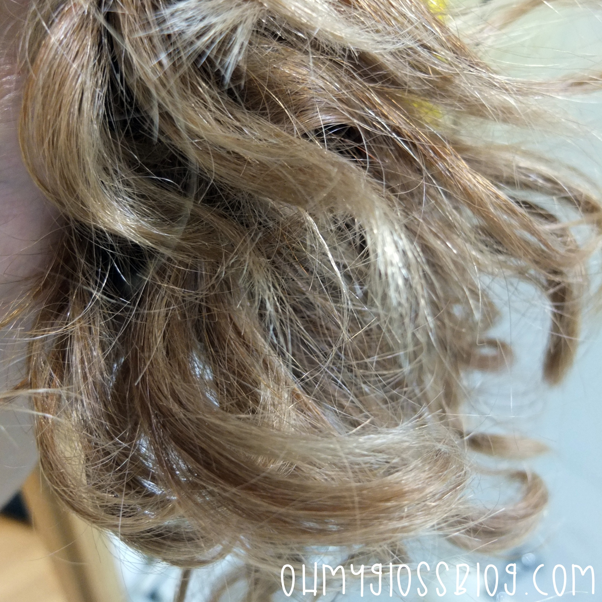 Korean Beauty- Easy way to tame dry, brittle, color treated hair ...