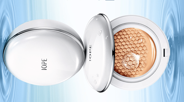 NEW 2016 IOPE Air Cushion Review