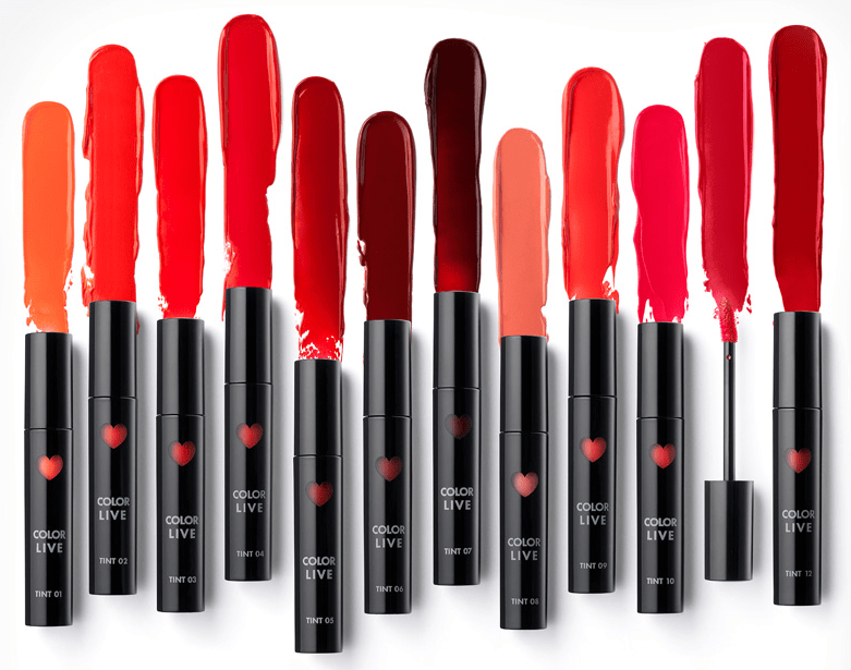 Color Live Tints from Aritaum That Will Make Any Lips Look Pretty!