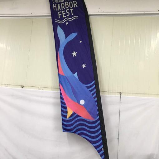 Custom Feather-flags