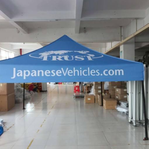 Customized-tent