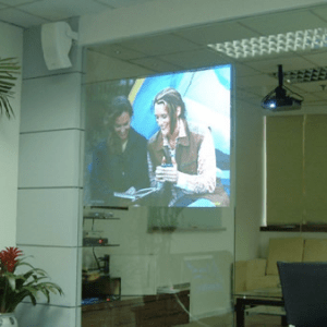 Rear Projection Film + LED Products