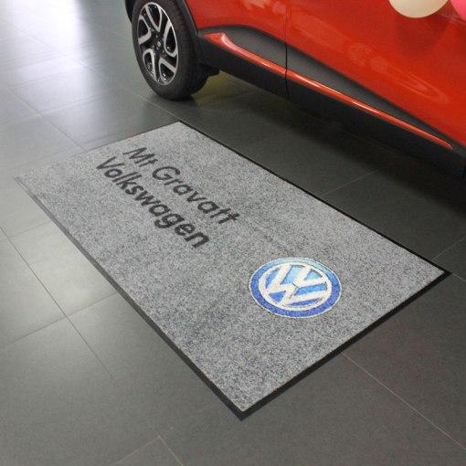 Printed-logo-floor-mats
