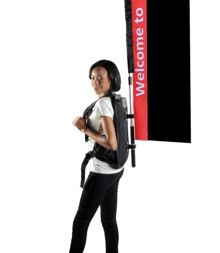 backpack flag suppliers. Free shipping canada, USA, Worldwide