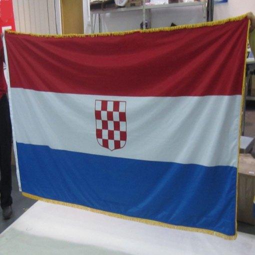 Custom-Printed-Flag-with-gold-fringe