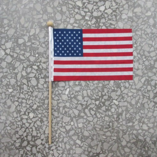 Economy Hand Flags