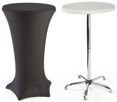 Round-Stretch-Spandex-Tablecloths