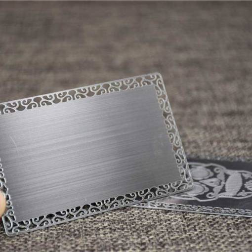 Brushed-Stainless-Steel-Metal-Card