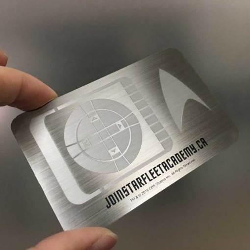 Metal-Membership-Business-Cards