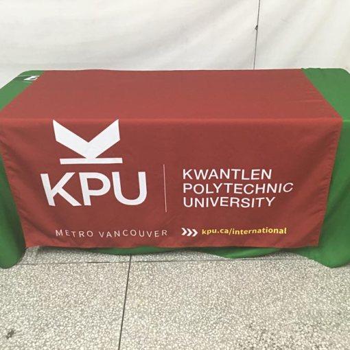 Custom-Table-Runner Vancouver