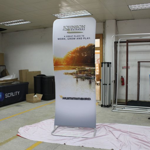 Curved-3-Foot-Wide-Tension-Fabric-Display-Printing