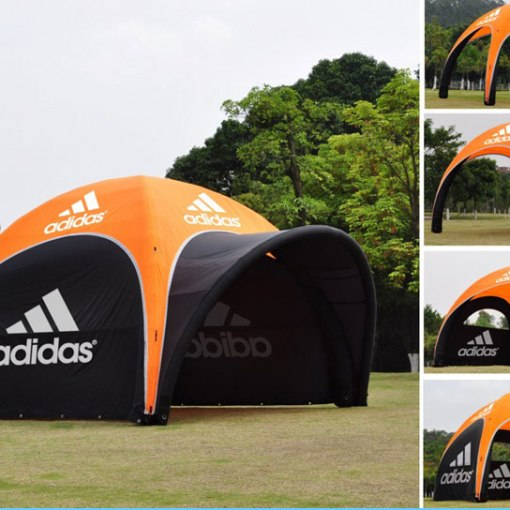 Branded-Inflatable-Tent