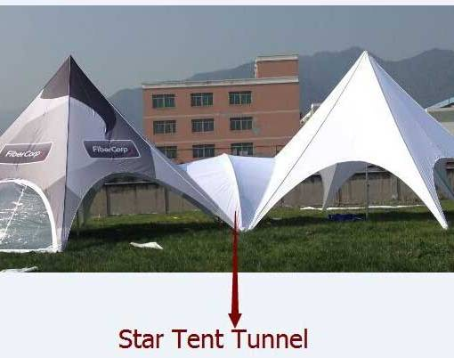Star-Tent-Tunnel