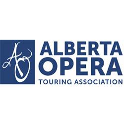Alberta Opera logo
