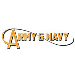 Army & Navy logo