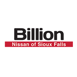 Billion Nissan of Sioux Falls logo