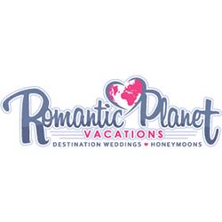Romantic Planet Vacations Logo
