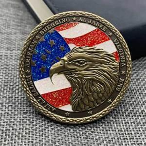 Glitter-Die-Struck-Coin