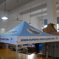 Pop up Canopy tent printed Calgary Alberta