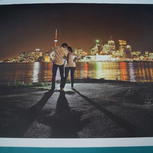 Canvas Portrait Printing Vancouver