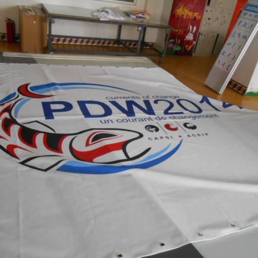 Fabric Banner Backdrop printers