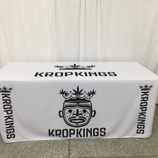 Fitted Custom Table Cover