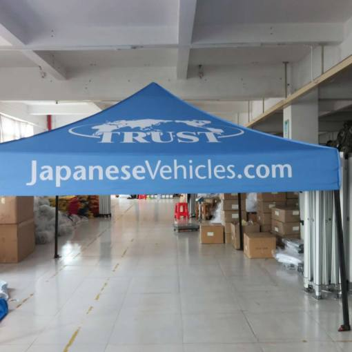 Customized-tent