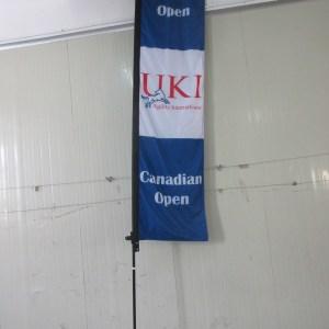 Large Block Flag shipped to Ontario