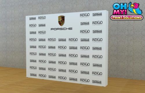 Pop up Logo Wall