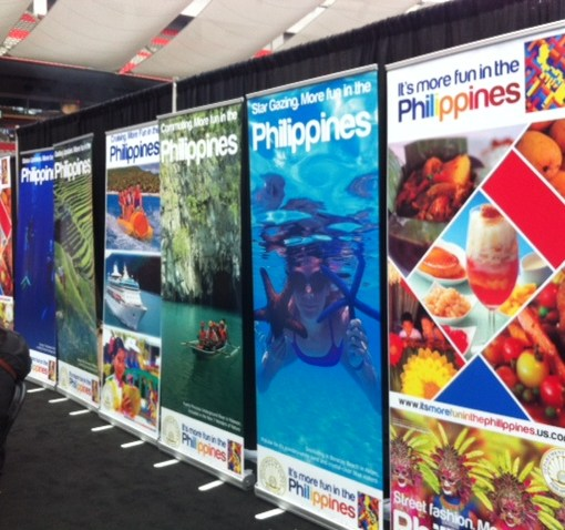 Retractable Banner Stands Vancouver, Toronto, California, New York, Worldwide