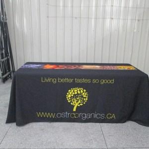 custom printed tabecloths