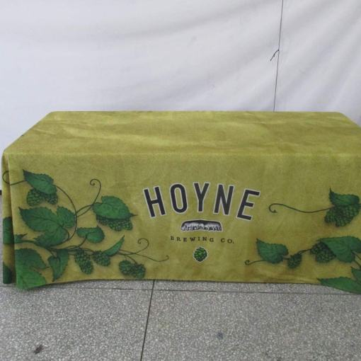 custom printed tablecloth shipped to Victoria