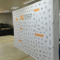 Retractable Backdrop