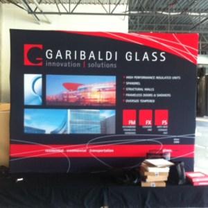 Pop up Display Backdrop trade Show printing