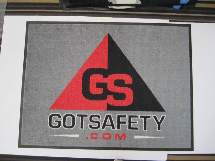 Custom Printed Logo Mats And Door Mats