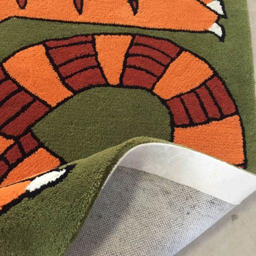 Printed-Wool-Floor-Mats