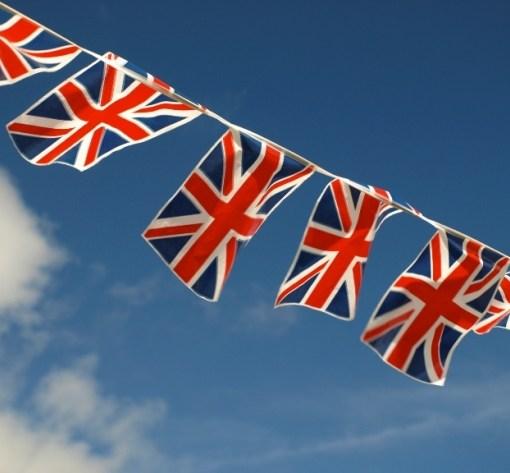 Bunting flag printing UK