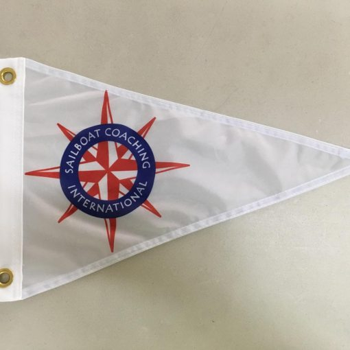 Sailing Boat Flags