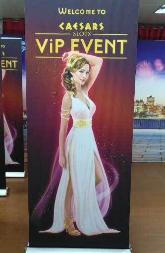 Luxury Banner Stands