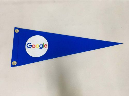 Felt pennants shipped to Long Island New York