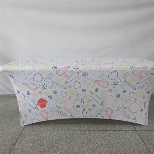 Stretch-fabric-tablecloth-custom-design