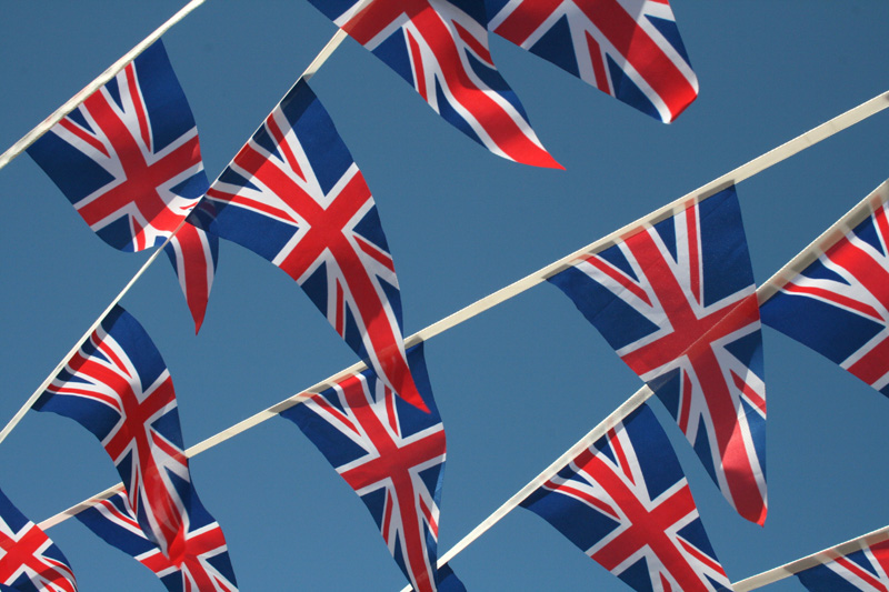 Bunting Flags Pennant Strings Custom Printed With Your