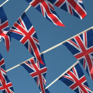 Triangle Bunting Flags