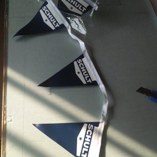 4x6 PVC Bunting Flags