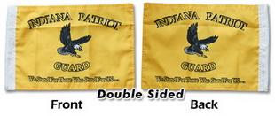 Double Sided Custom Made Flags